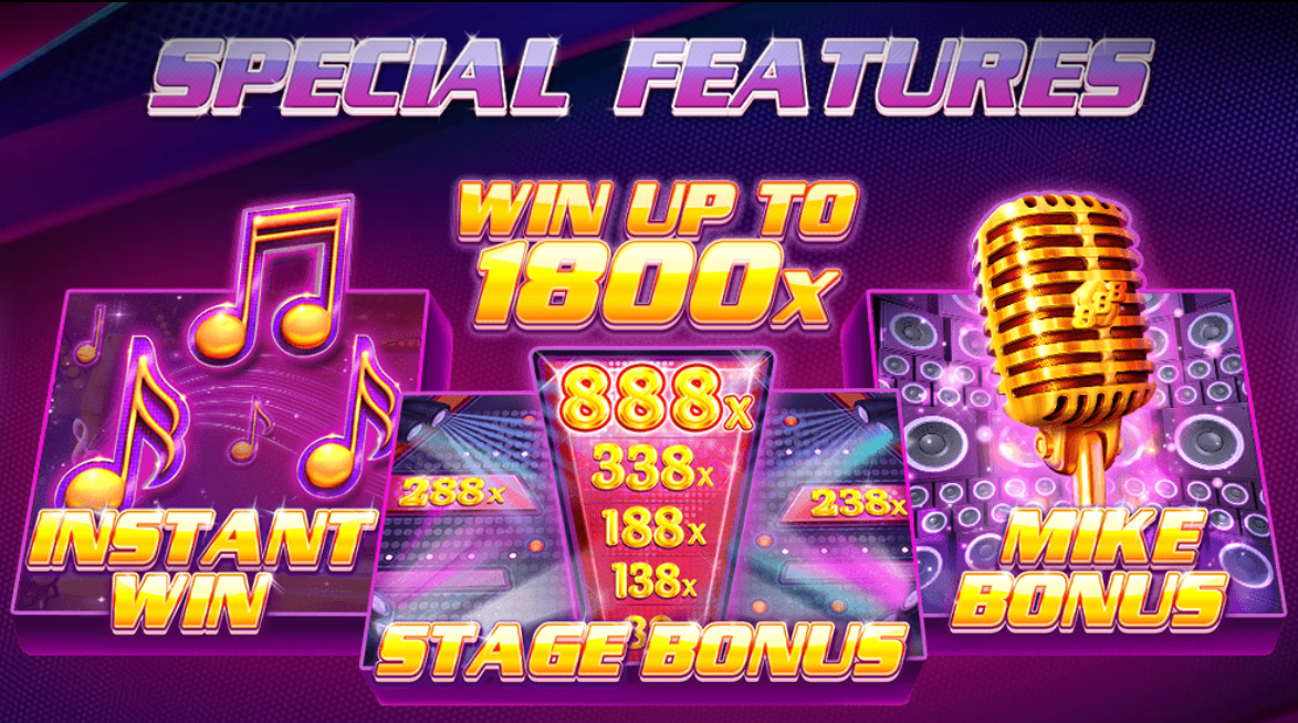 stage 888 logo slots game casino