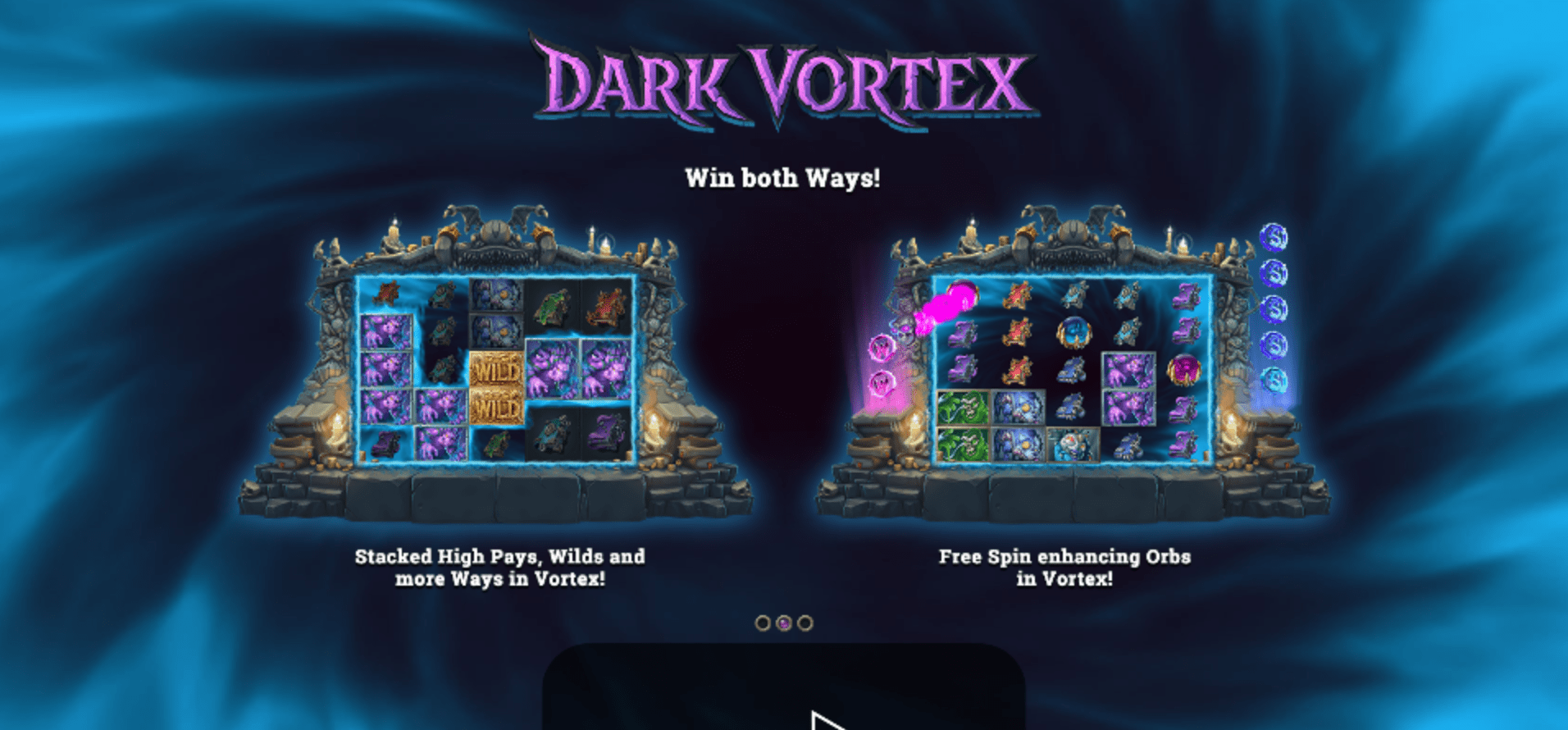 slots game barbados dark vortex