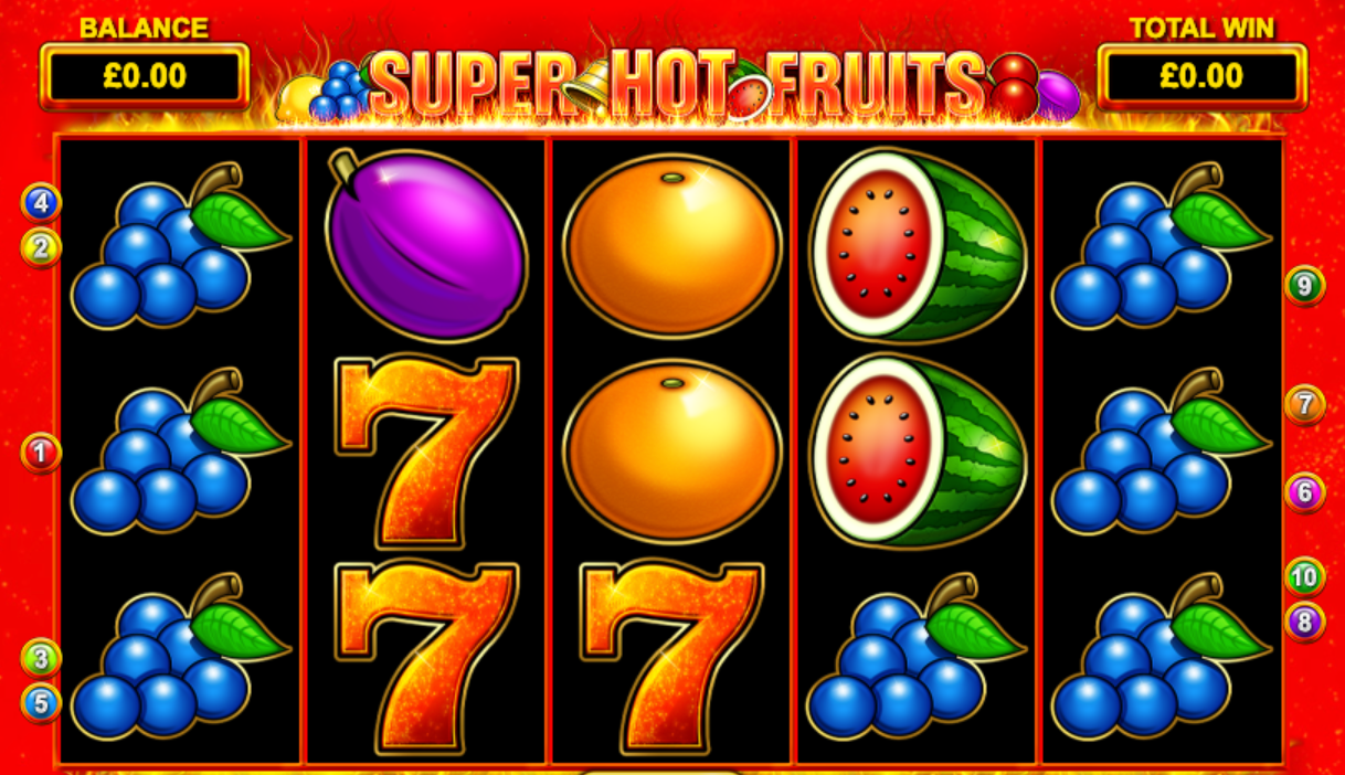 super hot fruits game online play