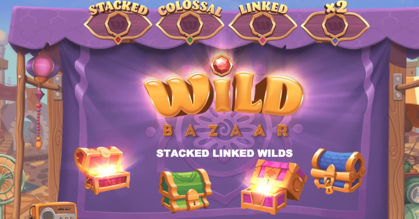wild bazaar slots game online casino