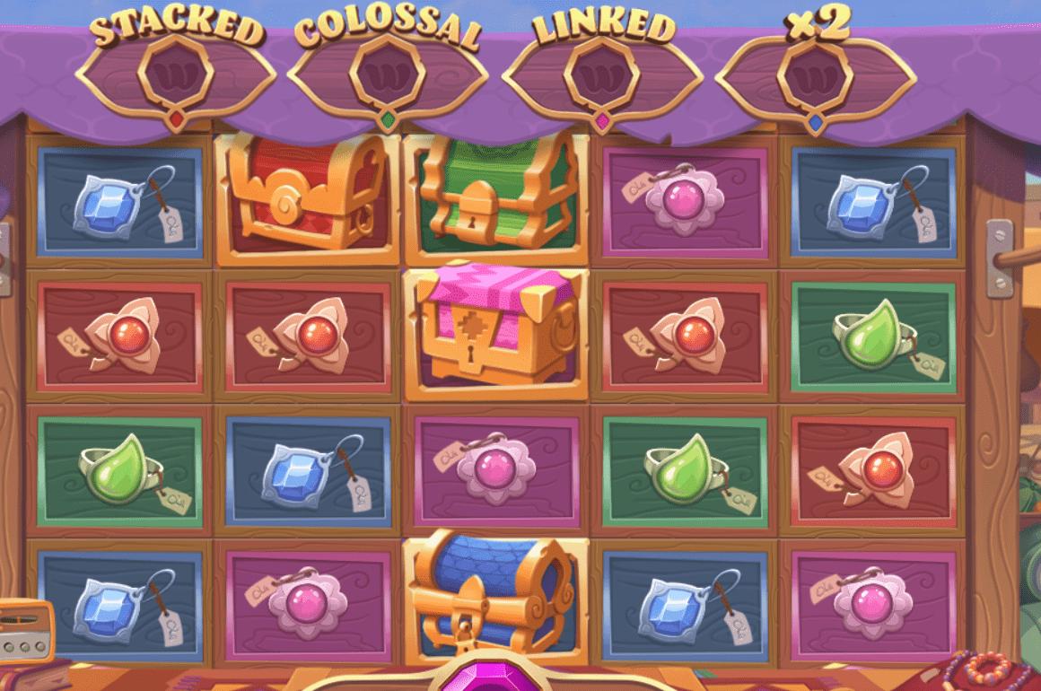 wild bazaar slots game online