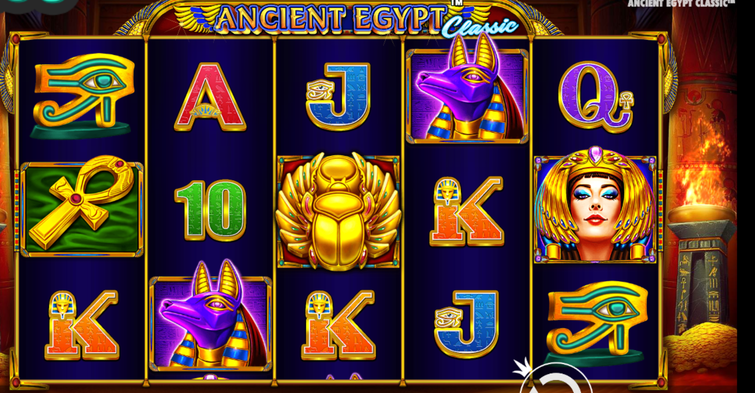 ancient egypt classic game online