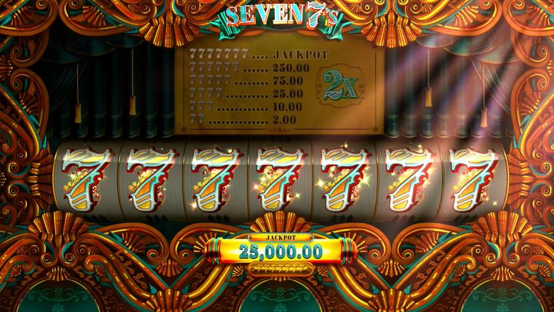 Seven 7s Casino Game