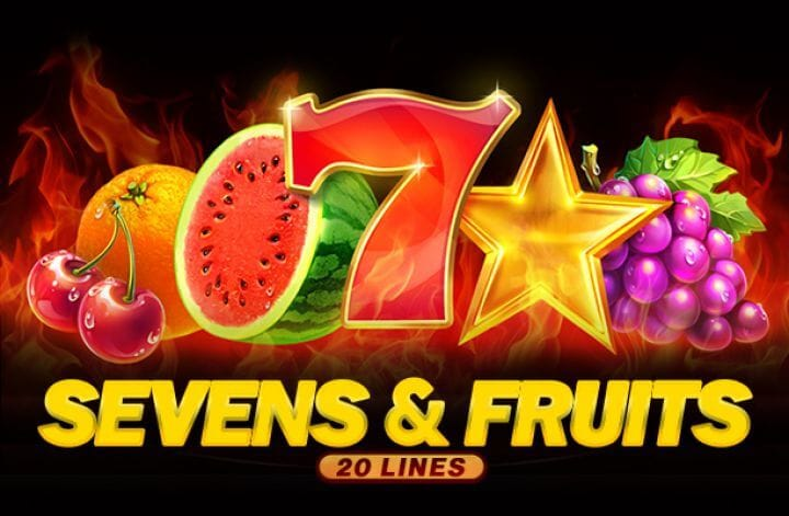 Sevens and Fruits 20 Lines Review