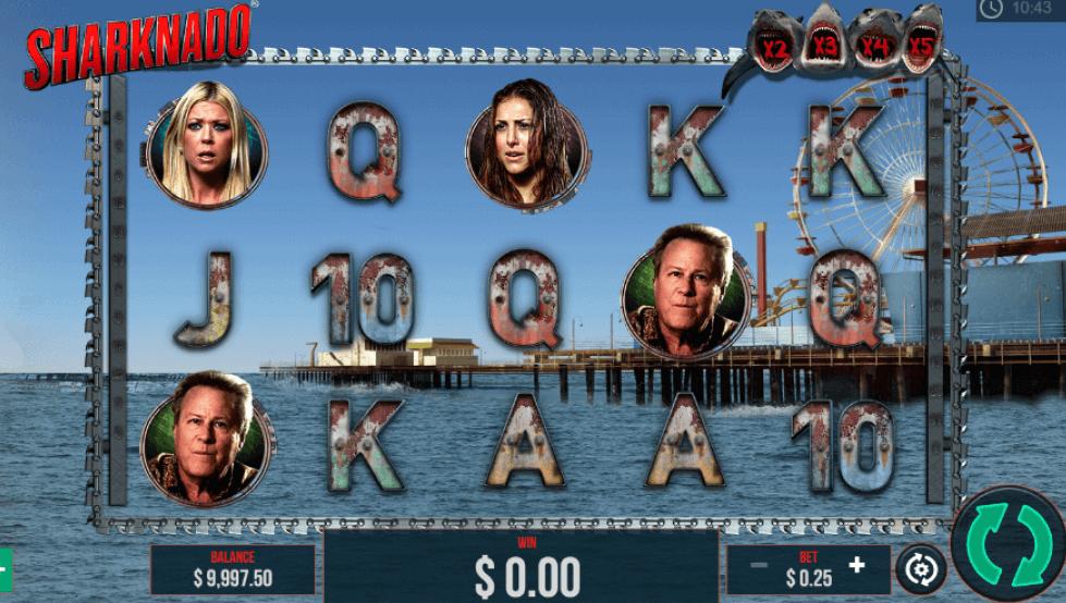 Sharknado Gameplay