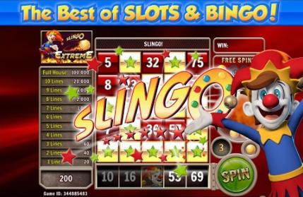 Slingo Bonus