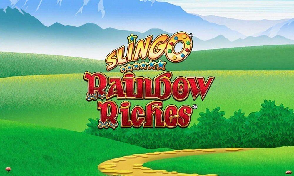 Slingo Rainbow Riches Review