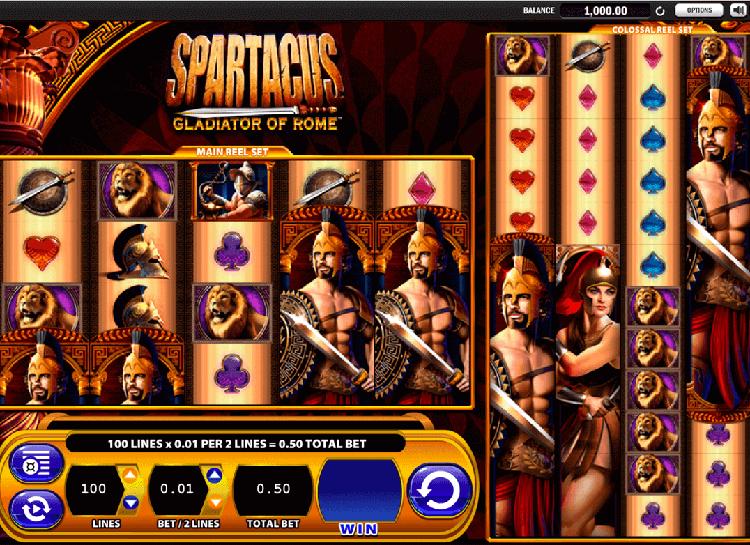 Spartacus Bonus