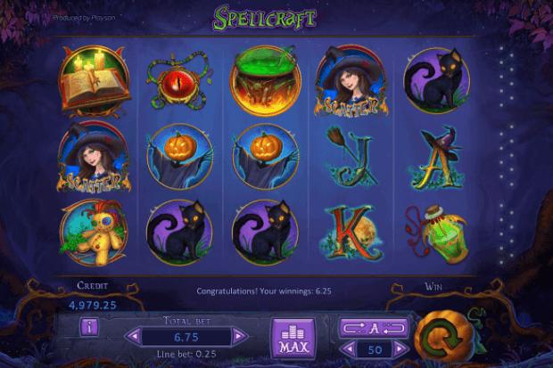 Spellcraft Gameplay