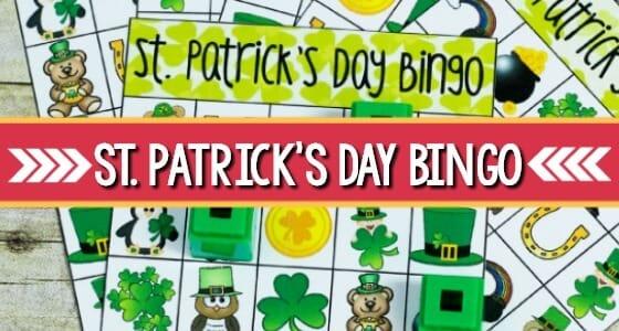 St. Patrick's Jackpot Bingo