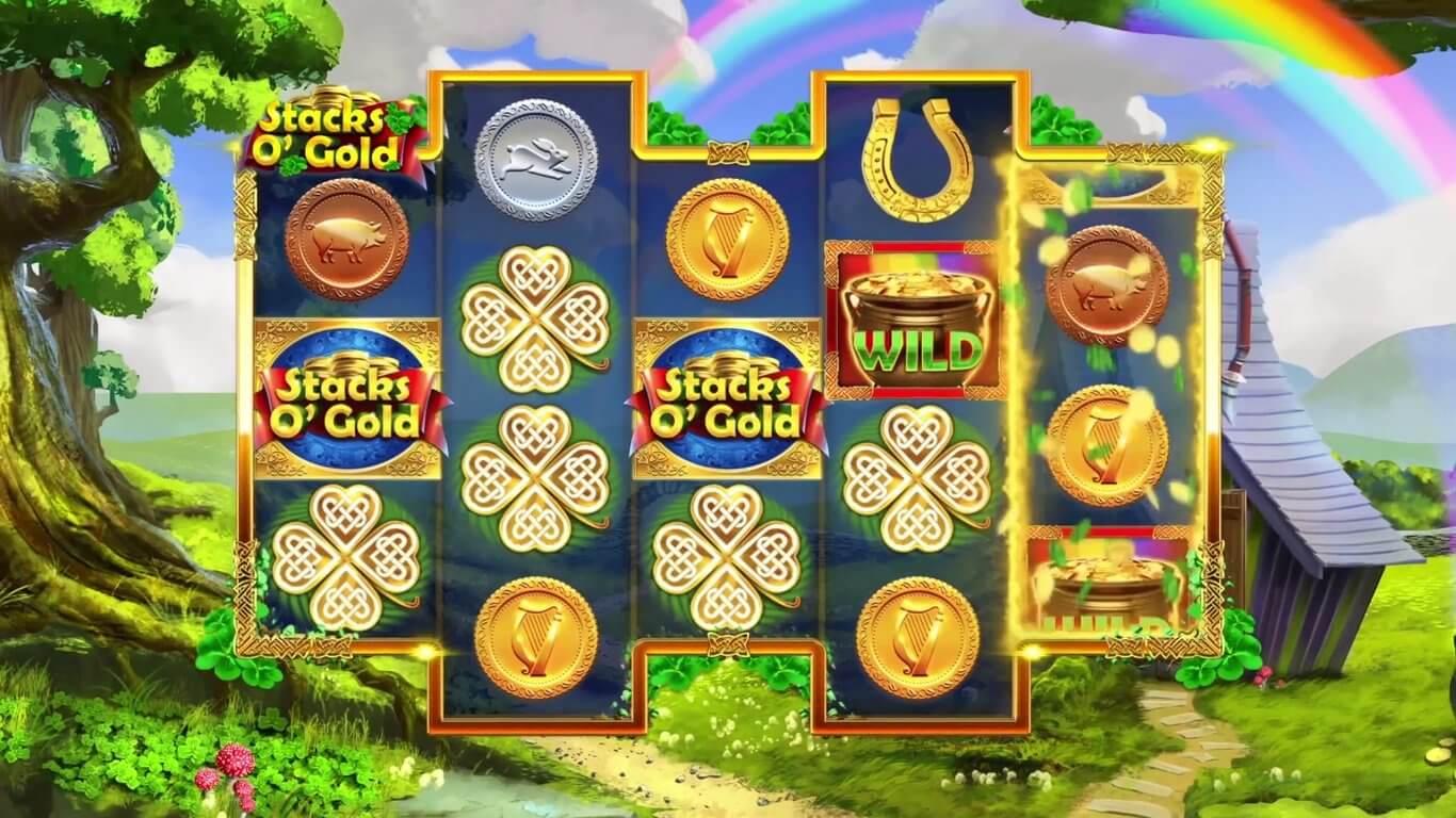 Stacks O Gold Gameplay