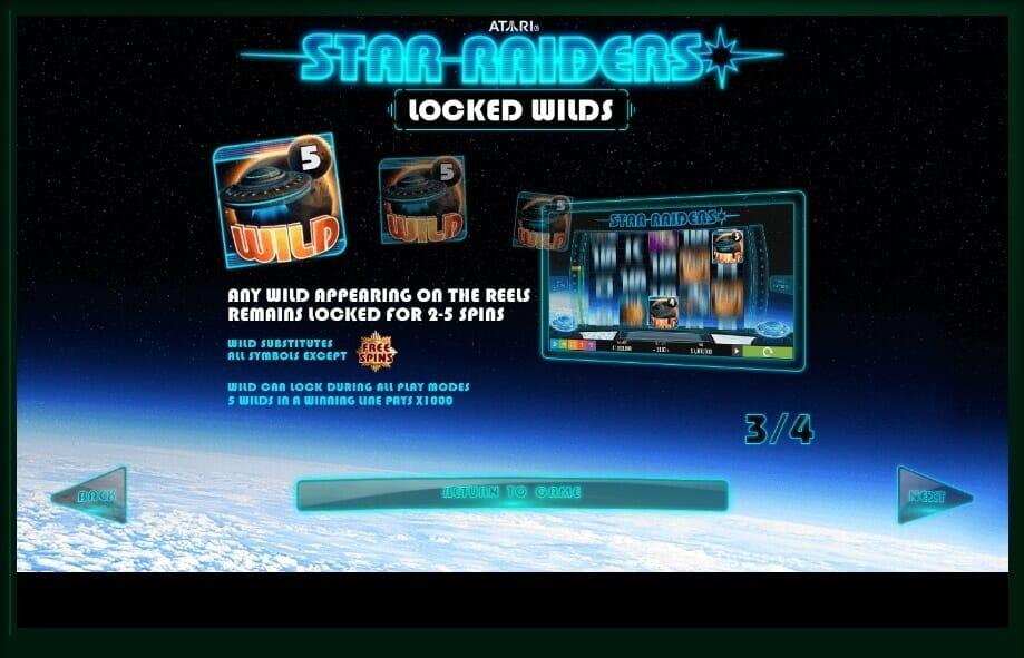 Star Raiders Bonus