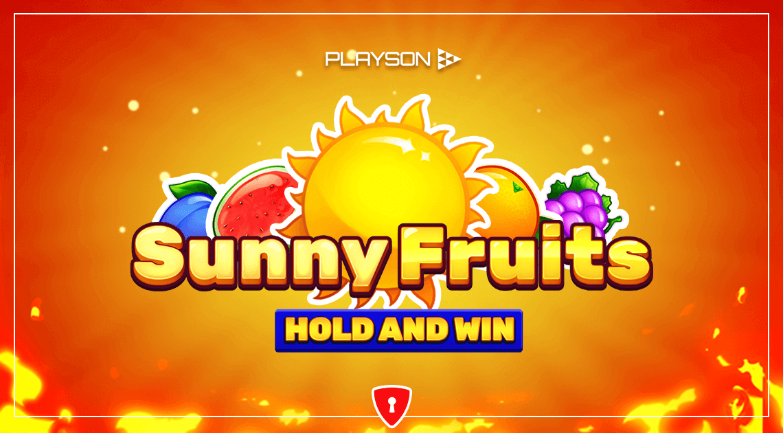 Sunny Fruits Hold and Win Slot Review