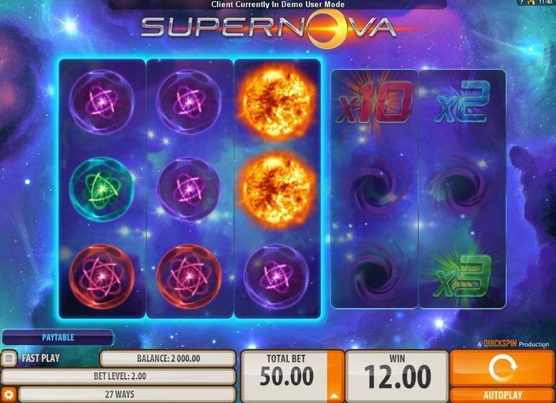Supernova Bonus