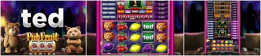 Ted Pub Fruit Series Review