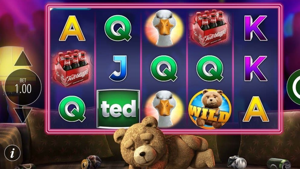 Ted Slot Gameplay