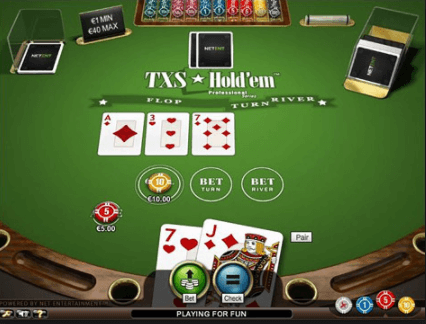 Texas Hold Em Pro Gameplay