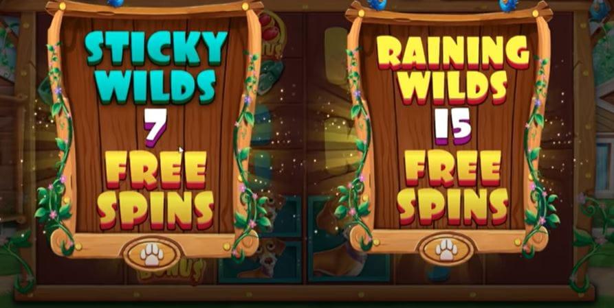 The Dog House Slot Bonus Spins