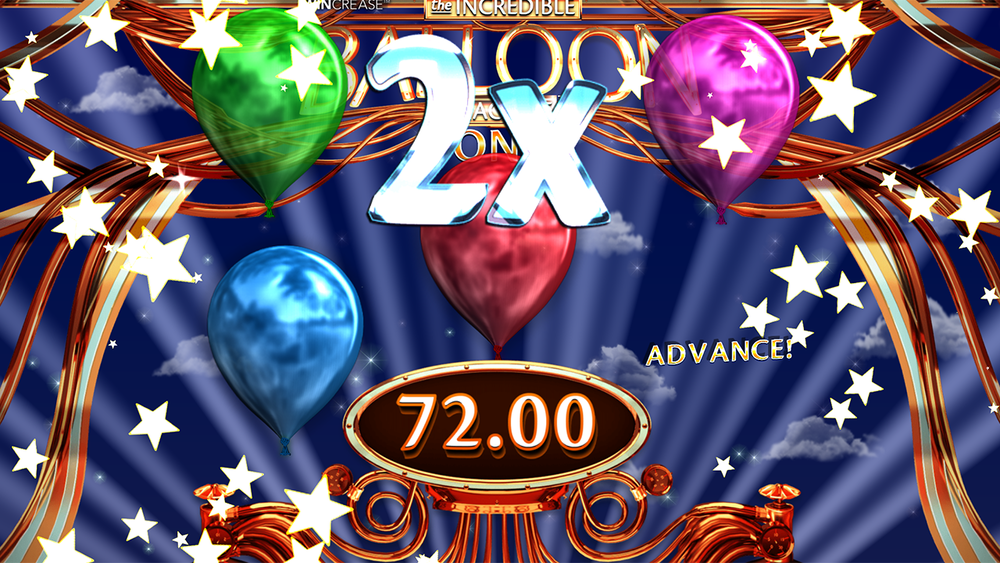 The Incredible Balloon Machine Slot Gane