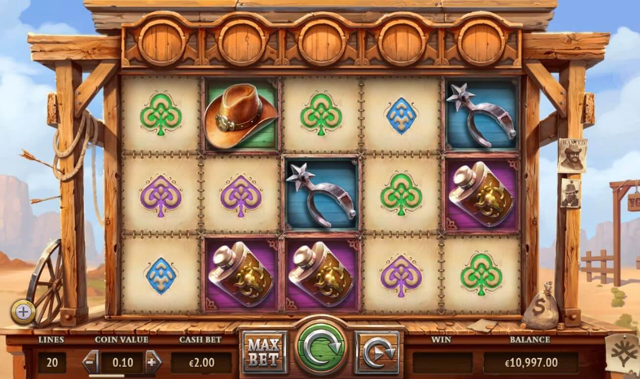 The One Armed Bandit Slot Bonus