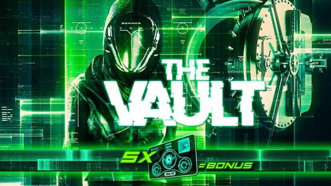 The Vault Slot Bonus