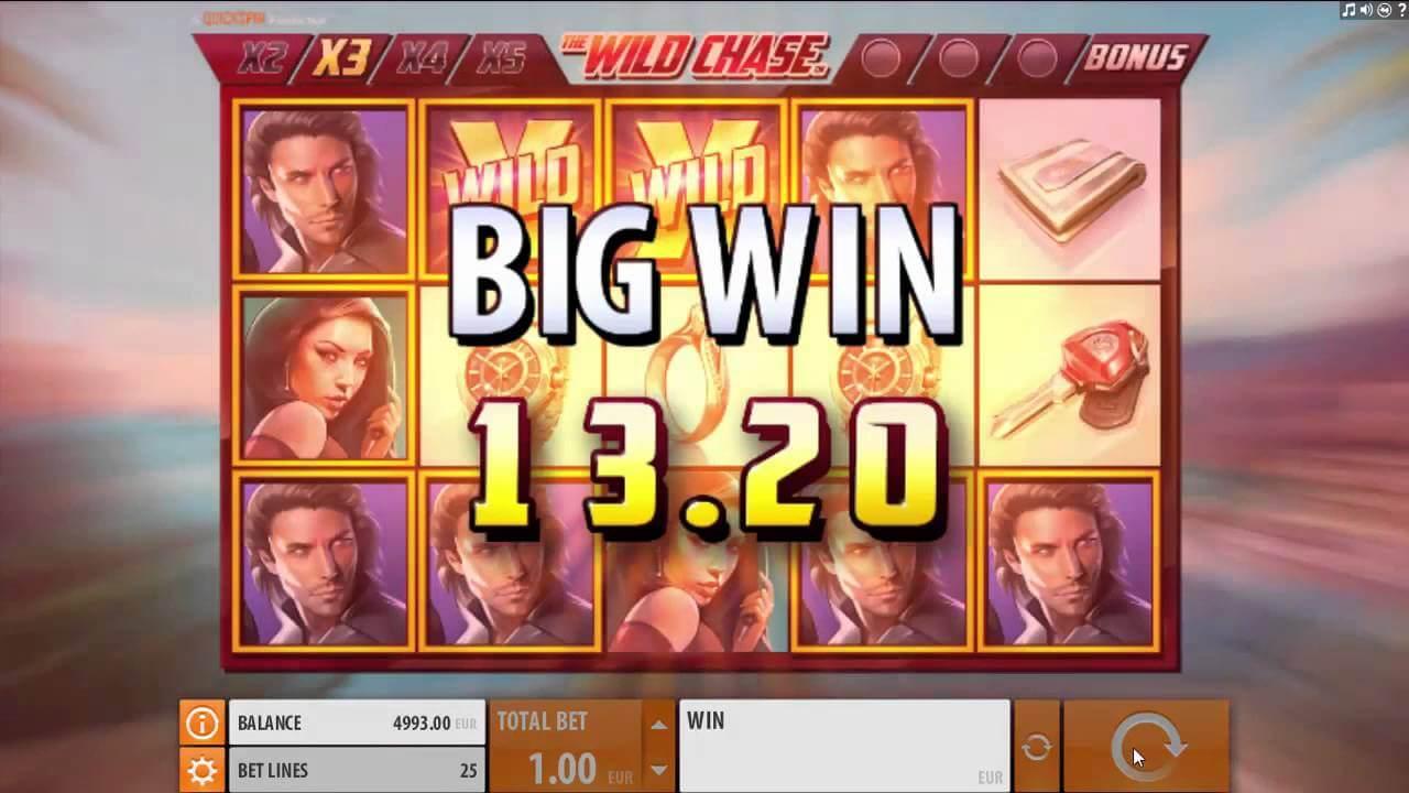 The Wild Chase Bonus