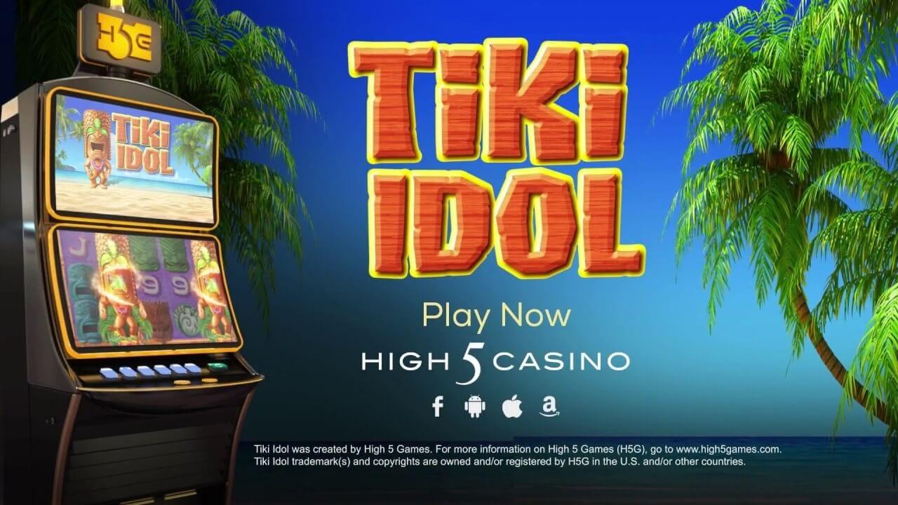 Tiki Idol Bonus