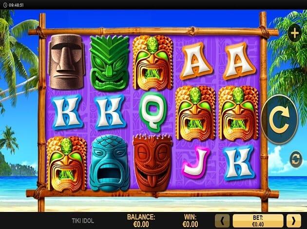 Tiki Idol Gameplay