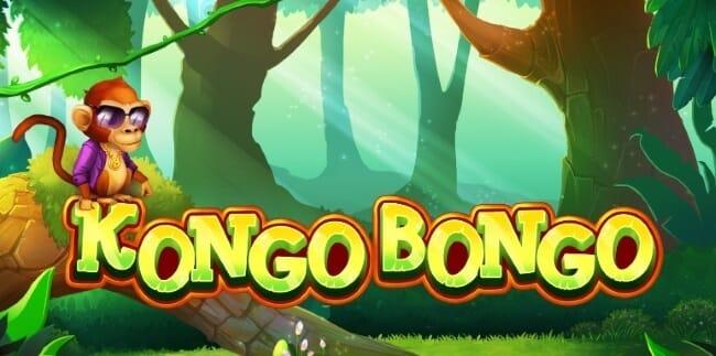 Kongo Bongo Slot Logo