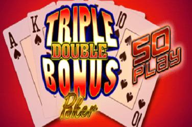 Triple Double Bonus Poker Review