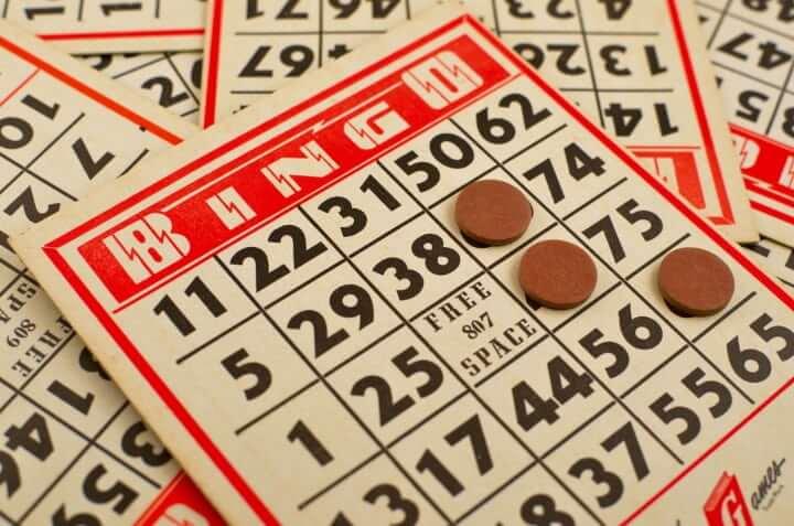 VIP Free Bingo