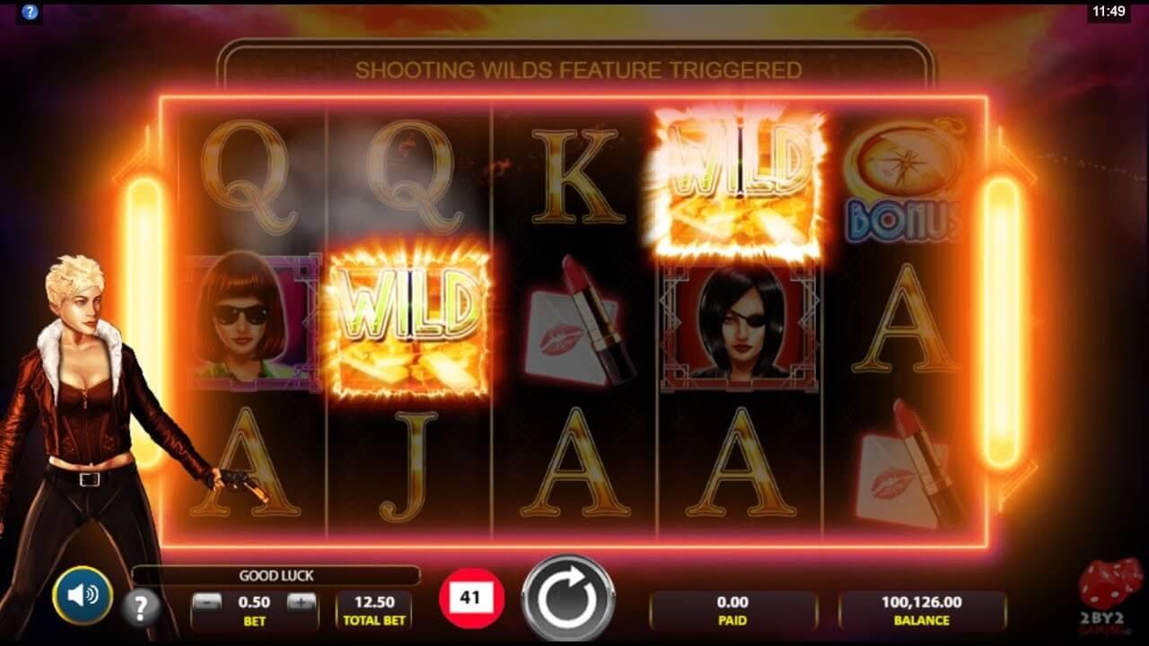Valkyrie Returns Slot Gameplay