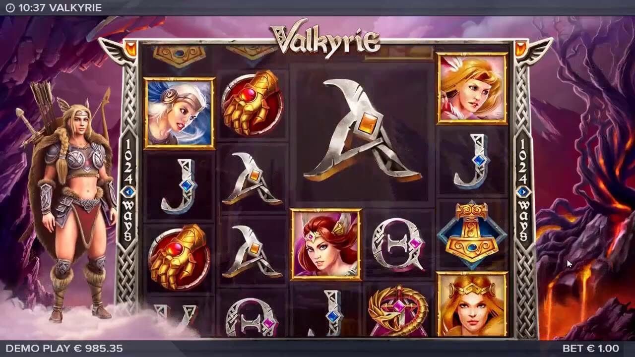 Valkyrie Slot Bonus