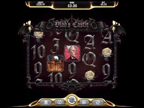 Vlad's Castle Slot Bonus
