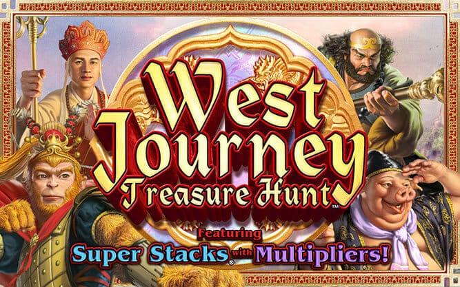 West Journey Treasure Hunt Review