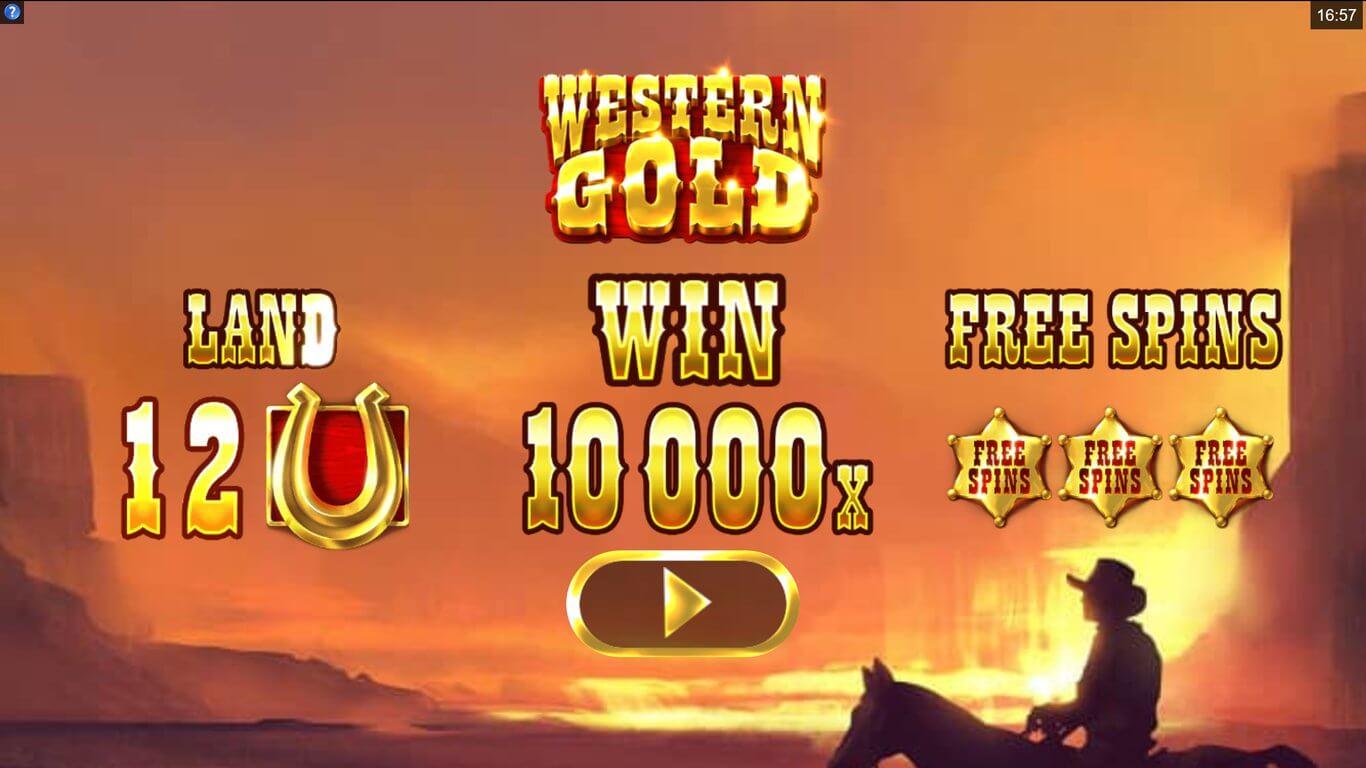 Western Gold Slot Bonus