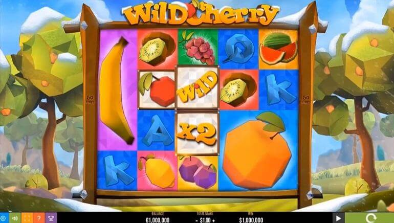 Wild Cherry Gameplay