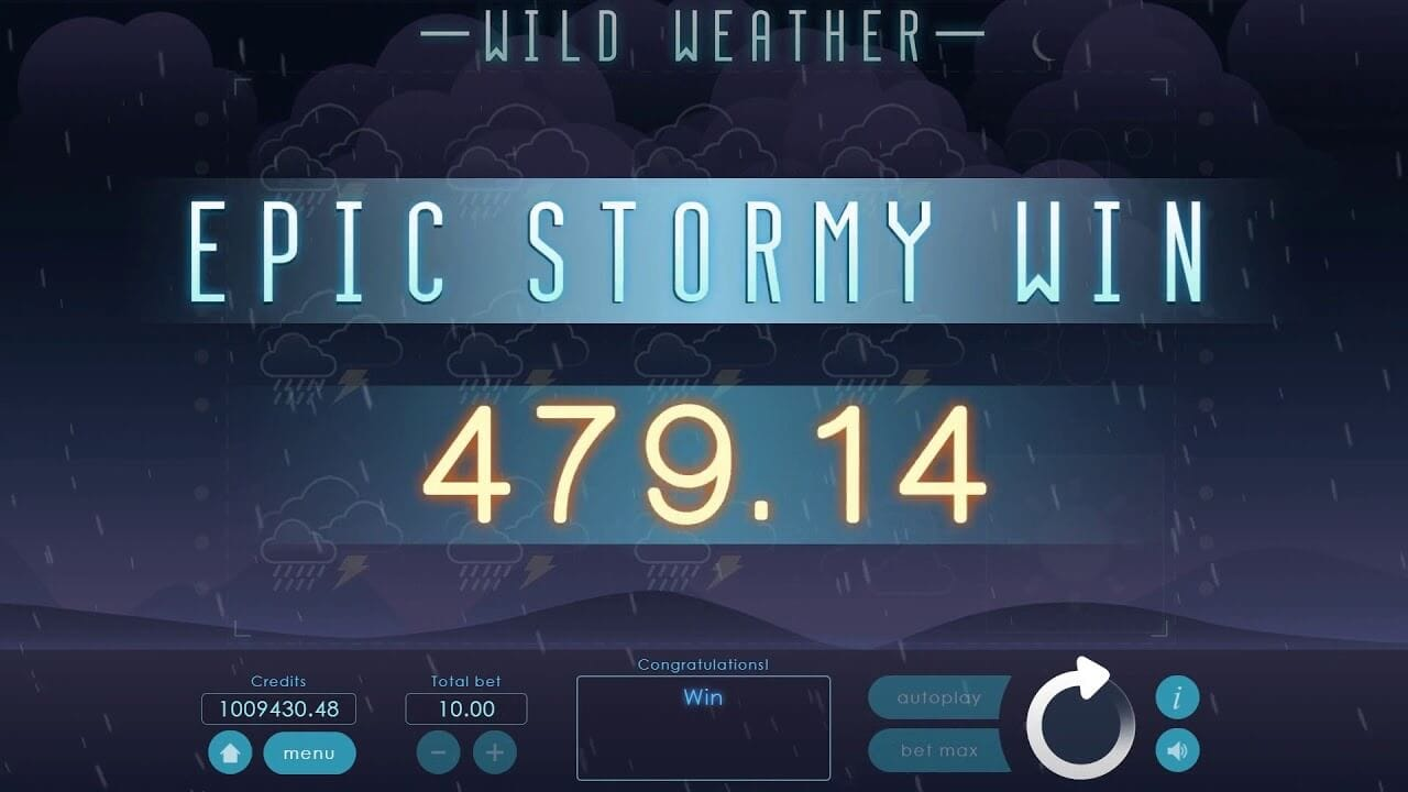 Wild Weather Bonus