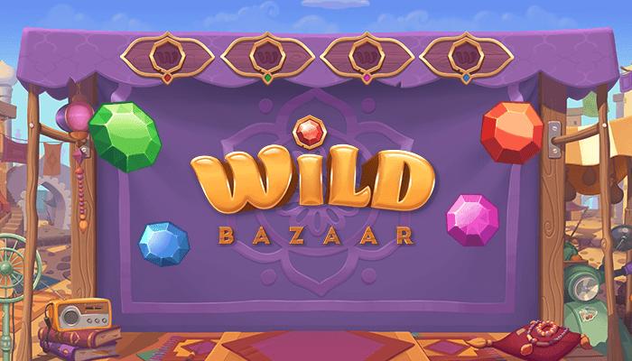 wild bazaar online slots