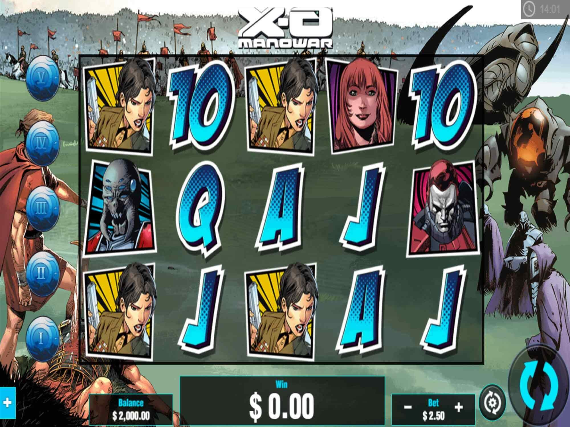 Xo Manowar Gameplay