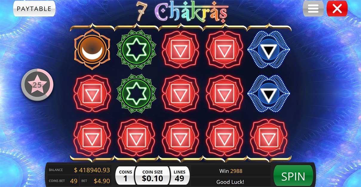 7 Chakras Casino