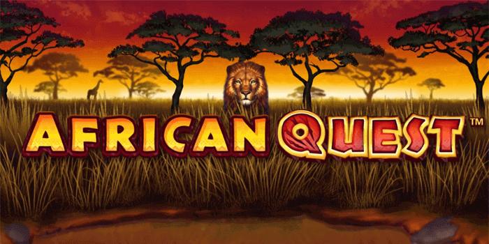 African Quest Slot Barbados Bingo