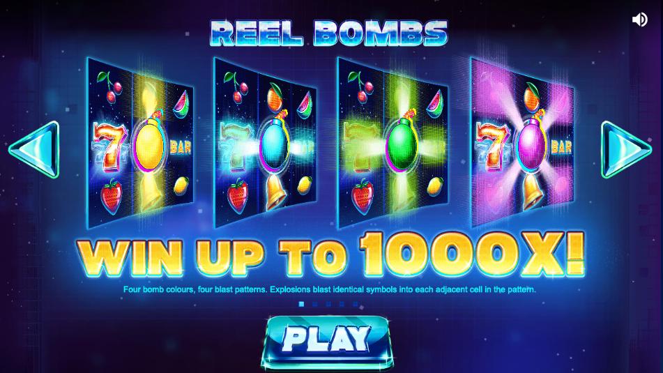 arcade slots bomb online