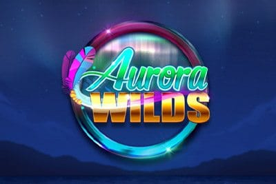 Aurora Wilds slot logo