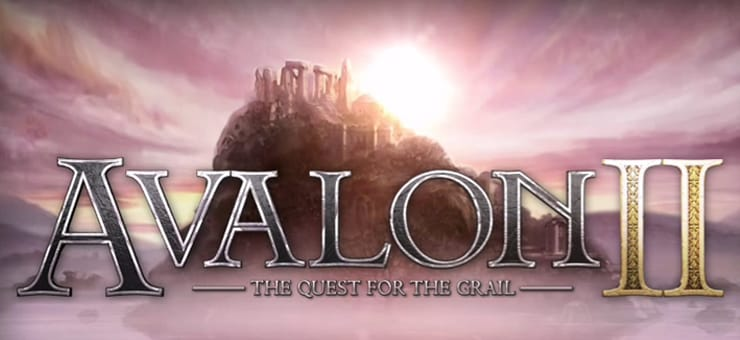 Avalon 2 - Quest for the Grail Logo