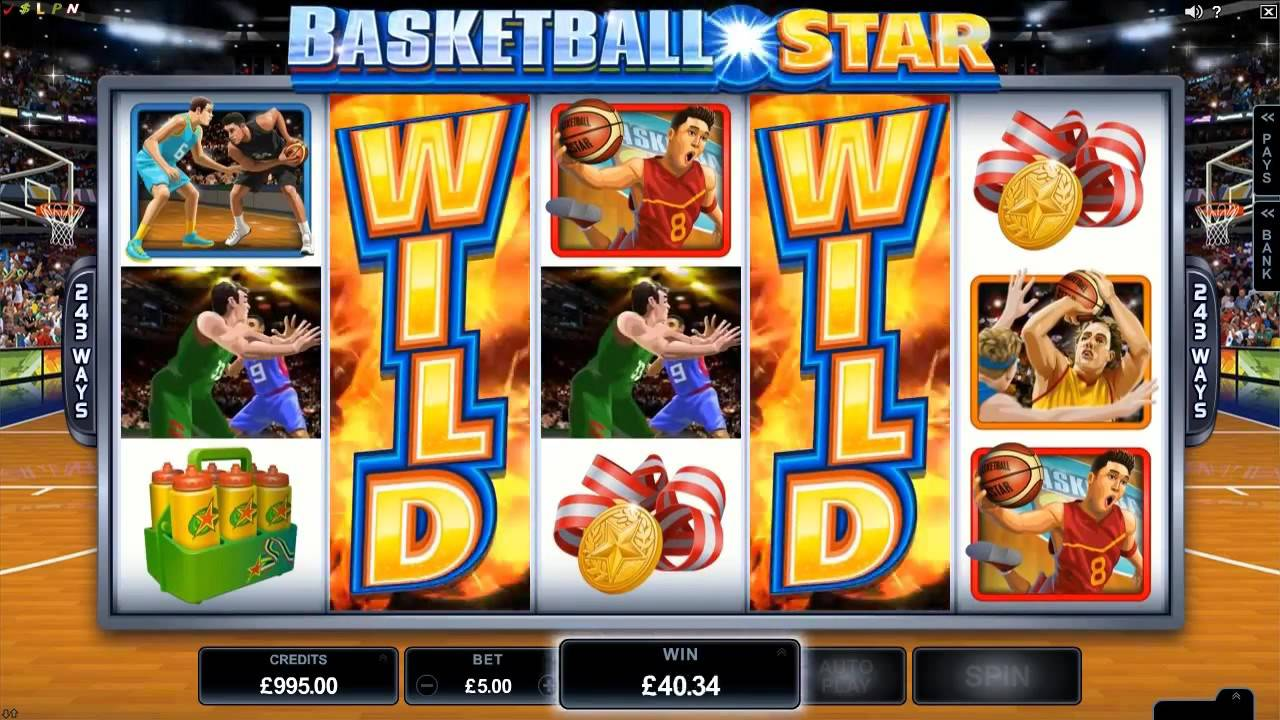 Basketball Star Screenshot