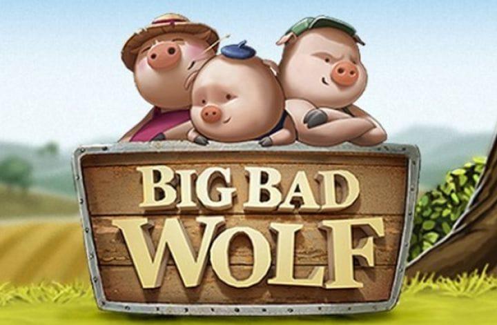 Big Bad Wolf Slot UK Logo