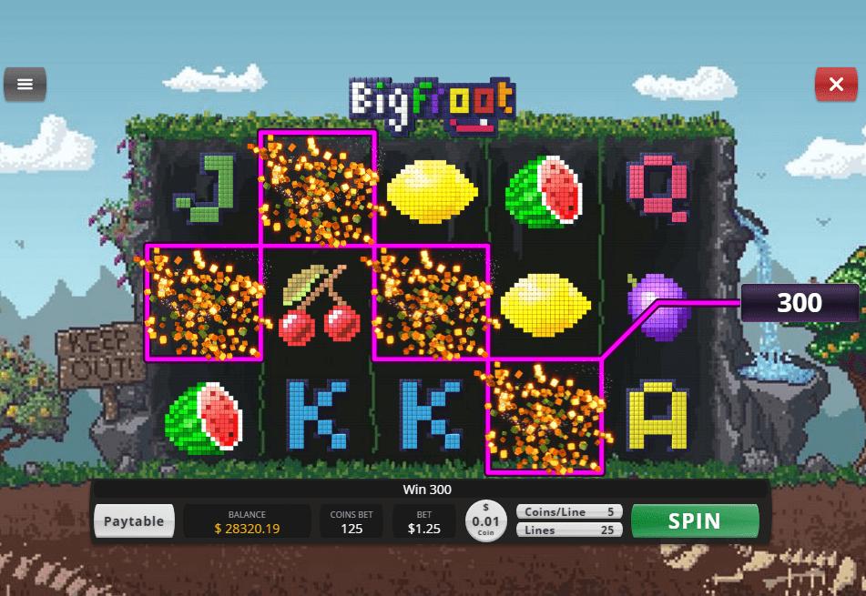 big froot game online slots