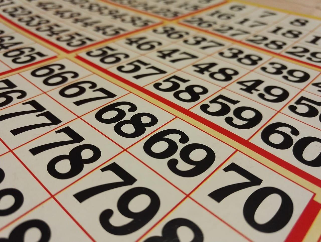 Online bingo image