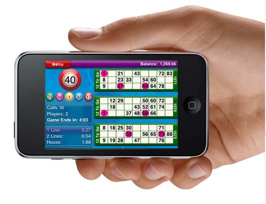 Mobile Bingo Pay